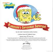 Plankton's Christmas Surprise! 1
