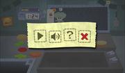 SpongeBob, You're Fired! (online game) - Pause