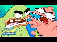 Enraged by the Bell 🔔😡 - Patrick's Tantrum - SpongeBob