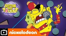 SpongeBob SquarePants Sweet Victory Nickelodeon UK