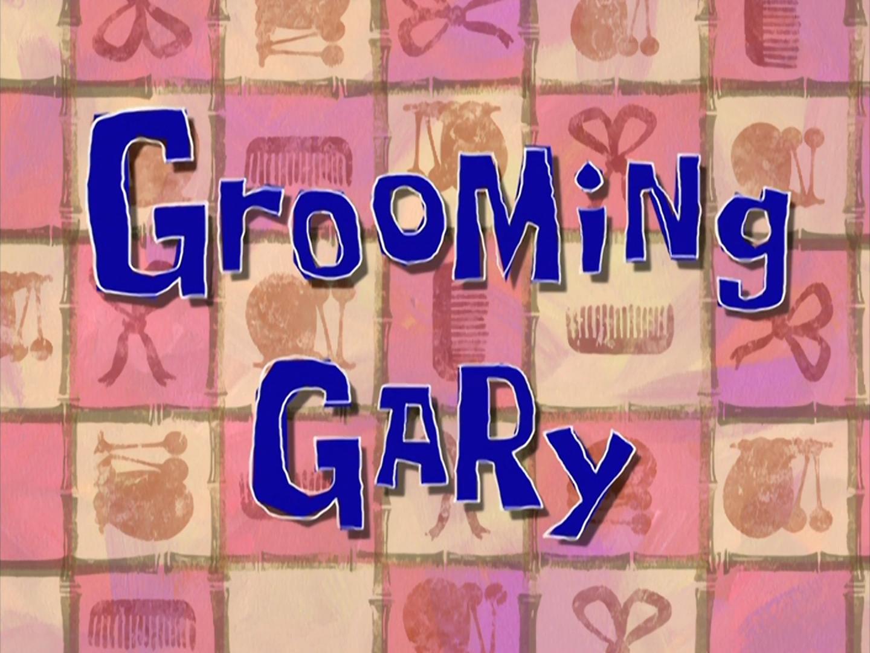 Grooming Gary/transcript