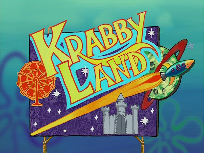 Krabby Land/transcript