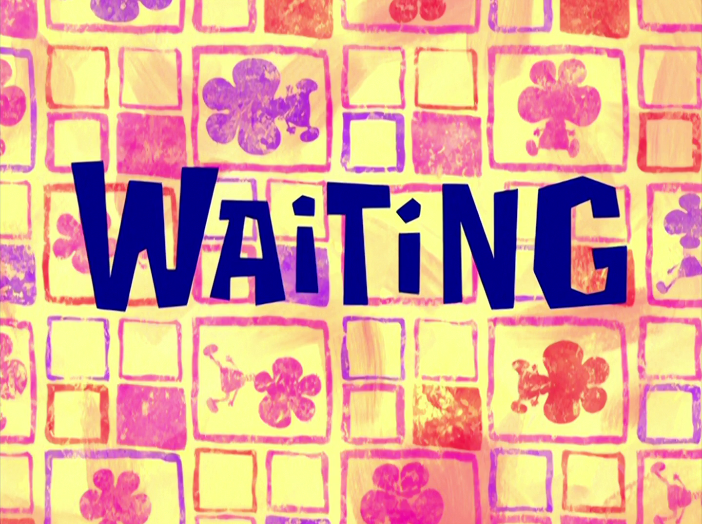 Waiting/transcript