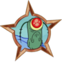 Plankton's Award for Mastering the Art of Ruling the World