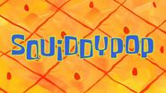 Squiddypop title card by Egor