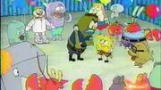 Nickelodeon 2004 Screenbug (SpongeBob Meets the Strangler Pranks a Lot