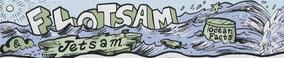 Flotsam & Jetsam (SpongeBob Comics No. 5)