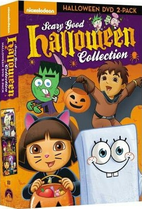 Nickelodeon Scary Good Halloween Collection
