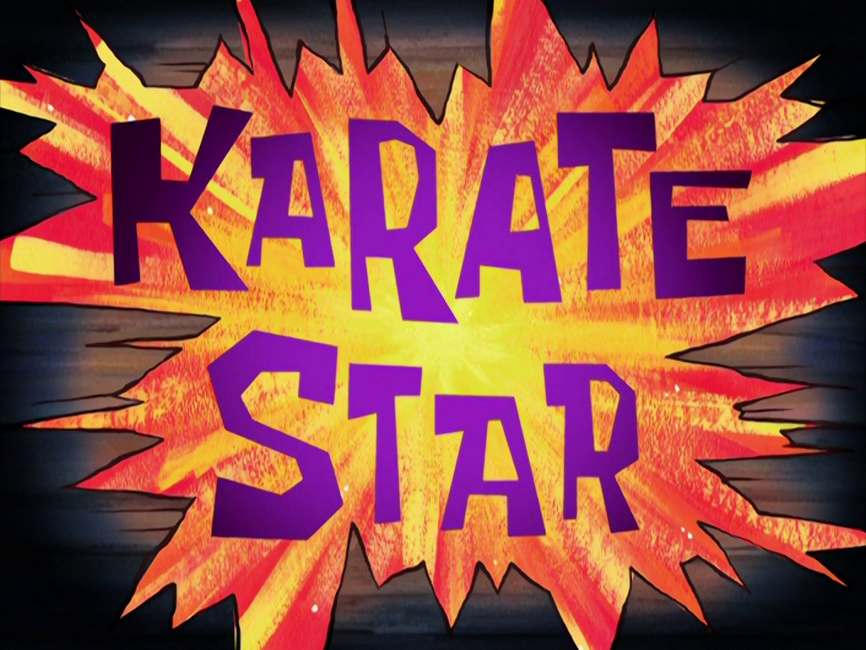 Karate Star/transcript