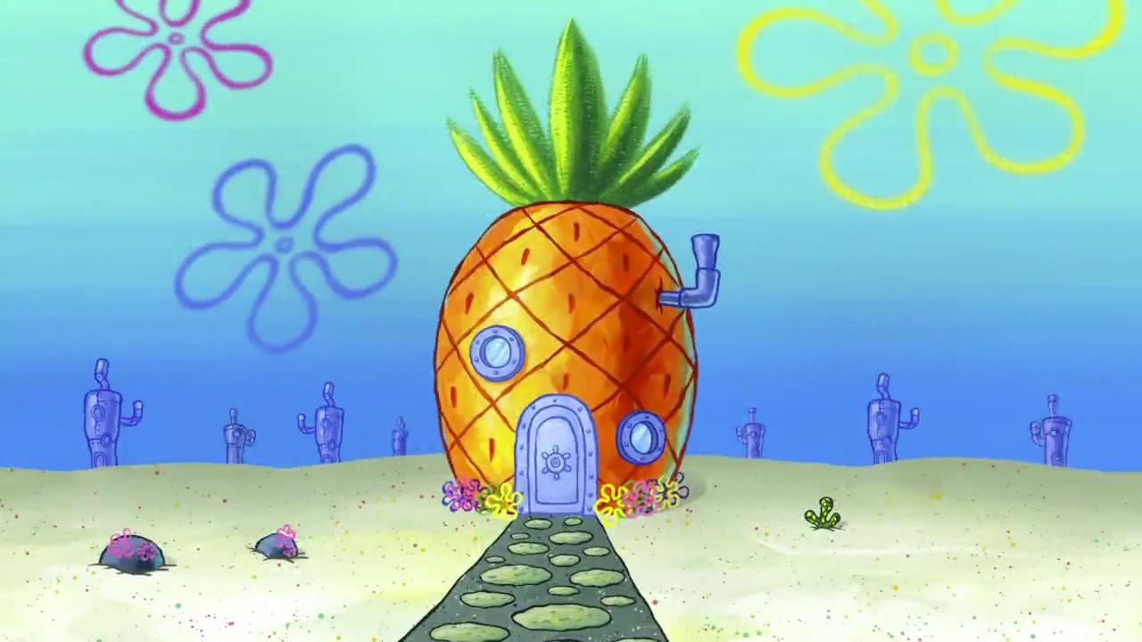 Дом Губки Боба