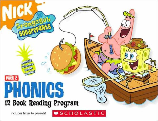 SpongeBob SquarePants Phonics Box 2