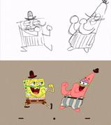 Spongebob movie NowThatWereMen Animatic4