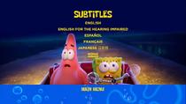 The SpongeBob Movie Sponge on the Run Canadian DVD Menu Walkthrough 0-14 screenshot