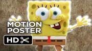 The SpongeBob Movie Sponge Out of Water Animated Poster 1