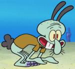 Bunny Squidward