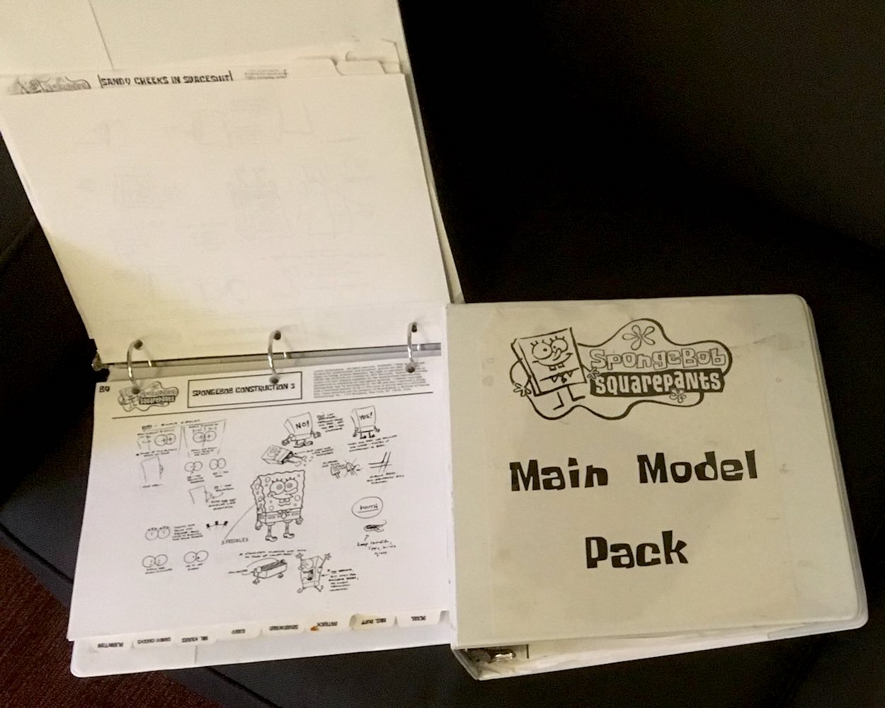 Main Model Pack