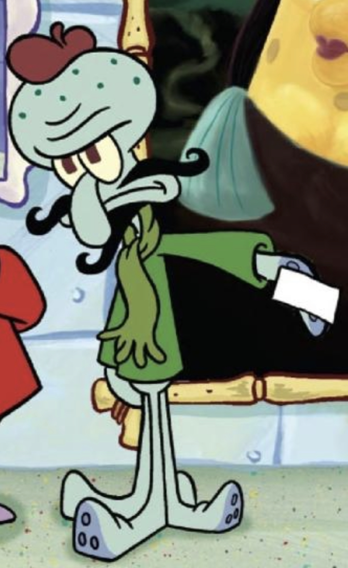 Squilliam Fancyson Encyclopedia Spongebobia Fandom See what squilliam fancyson (squilliamwilliam) has discovered on pinterest, the world's biggest collection of ideas. squilliam fancyson encyclopedia