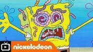 SpongeBob SquarePants SpongeBob WormPants Nickelodeon UK