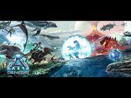 Ark Survival Evolved Genesis OST Mission 3 Intense