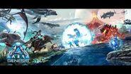 ARK Survival Evolved Genesis Soundtrack - Escorting Mission