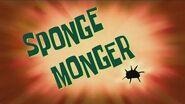 SpongeBob Music Sponge Monger