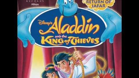 02. There's a Party Here In Agrabah (Part 2) - Aladdin and the King of Thieves OST