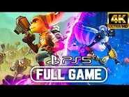 RATCHET AND CLANK RIFT APART PS5 Gameplay Walkthrough FULL GAME 4K 60FPS No Commentary