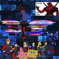 Viral Vi Tor Gets Real Spongebob Friends Adventures Wiki Fandom