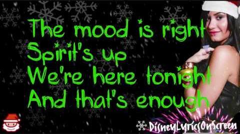 Demi_Lovato_-_Wonderful_Christmas_Time_(Lyrics_On_Screen)_-_HD
