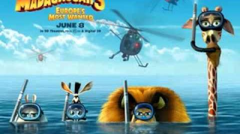 13 - Afro Circus I Like To Move It - Madagascar 3 Europe's Most Wanted (Soundtrack)
