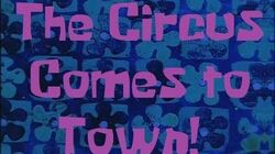 SpongeBob_Production_Music_The_Circus_Comes_to_Town!
