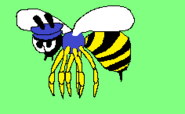Angry Bee (Downtown Pixellania)