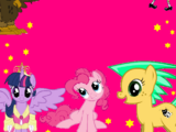 Pinkie's New Rival