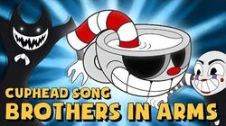 CUPHEAD_SONG_(BROTHERS_IN_ARMS)_LYRIC_VIDEO_-_DAGames