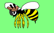 Angry Bee (Sandy Beaches)