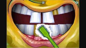 SpongeBob_Games_Cavity_Crisis_Gameplay