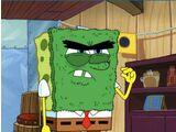 Abrasive SpongeBob