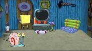Spongebob's TV is kapot!