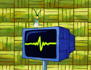 SpongeBob SquarePants Karen the Computer Spongicus