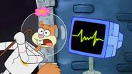SpongeBob SquarePants Karen the Computer with Sandy