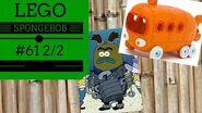 Lego Spongebob (S2) 61 2 2 ''De Enge invaller'' !Nederlands gesproken!