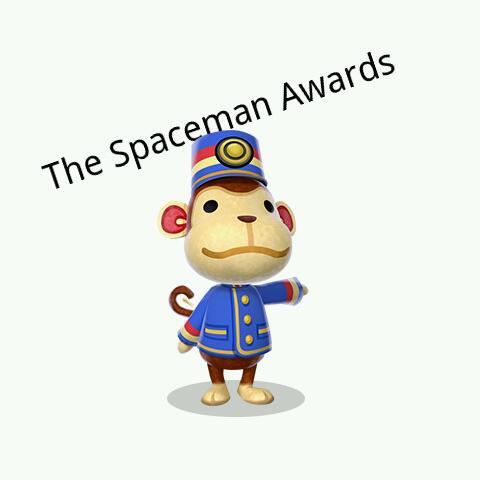 The Spaceman Award