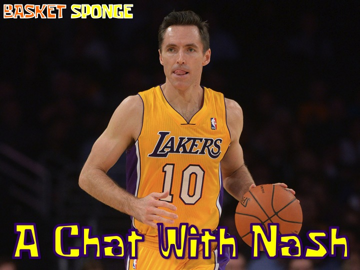 A Chat With Nash