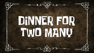 Dinner42many