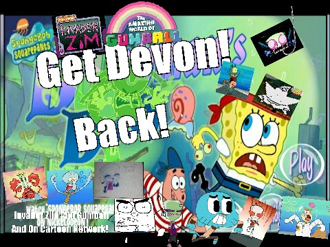 Get Devon! (Online Game)