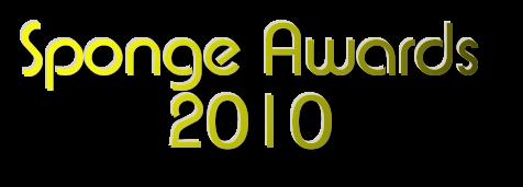 Sponge Awards 2010