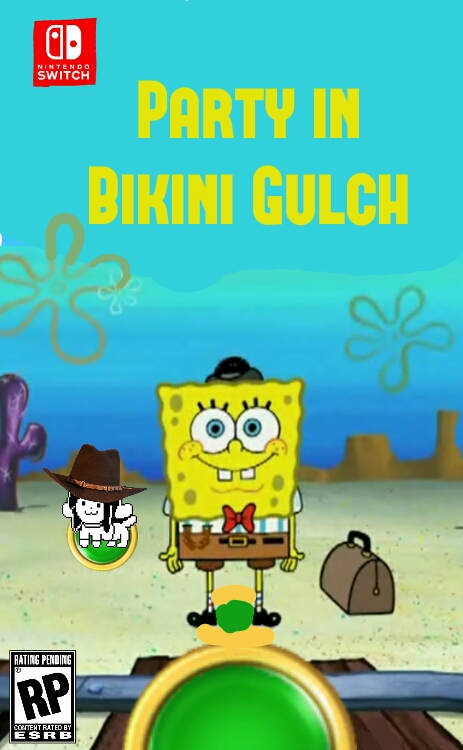 Party in Bikini Gulch!