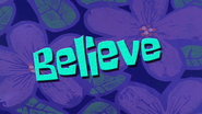 BelieveSBF
