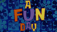 A fun day