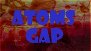 Atoms Gap